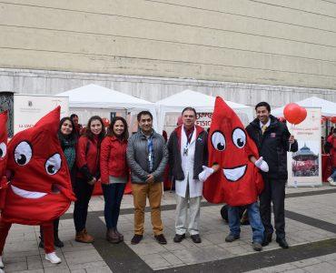 Banco de sangre valdivia
