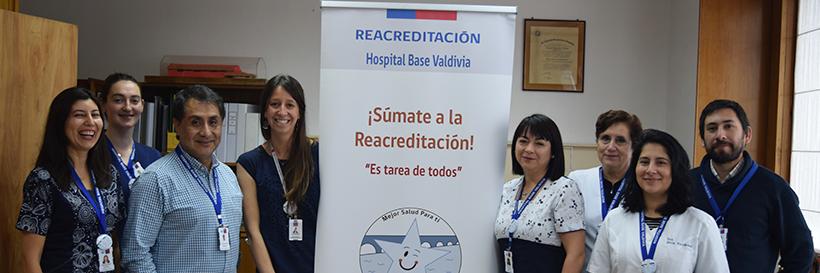 Re-Acreditación Hospital Base Valdivia